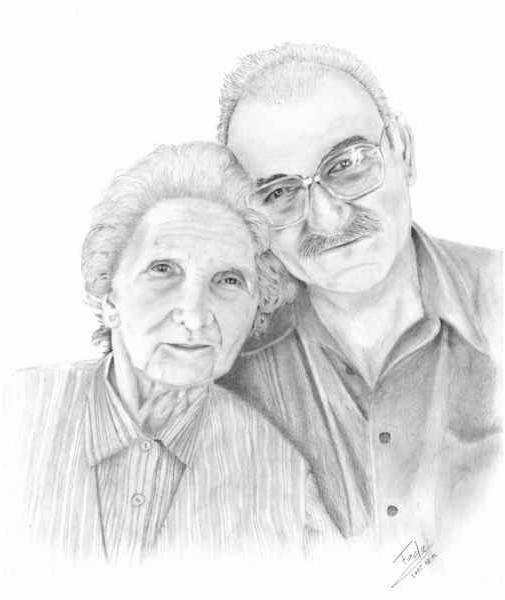 Nagyszüleim emlékére